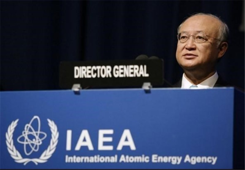 IAEA Continues to Verify Non-Diversion of Nuclear Material in Iran: Amano