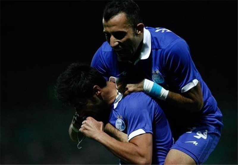 Esteghlal Victorious in Iran Professional League