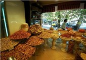 تامین کامل نیاز بازار شب عید به آجیل و خشکبار
