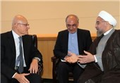 Involvement of Ethnic, Religious Groups Key to Lebanon Security: Rouhani
