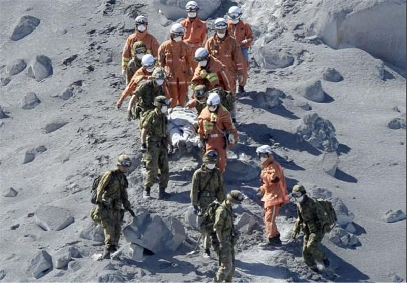 Japan Volcano Death Toll Likely to Rise to around 46