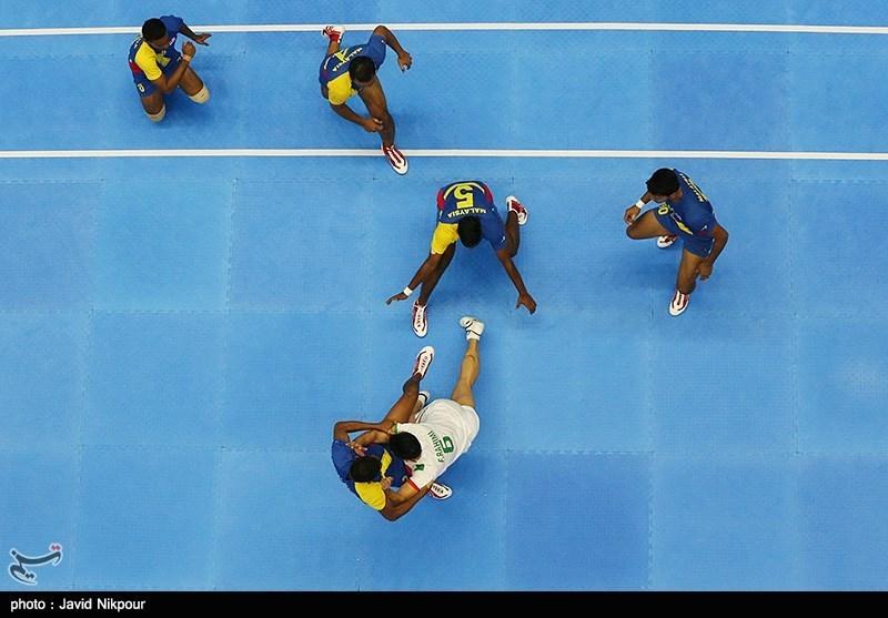 آغاز رقابتهای کبدی قهرمانی آسیا از اول آذر