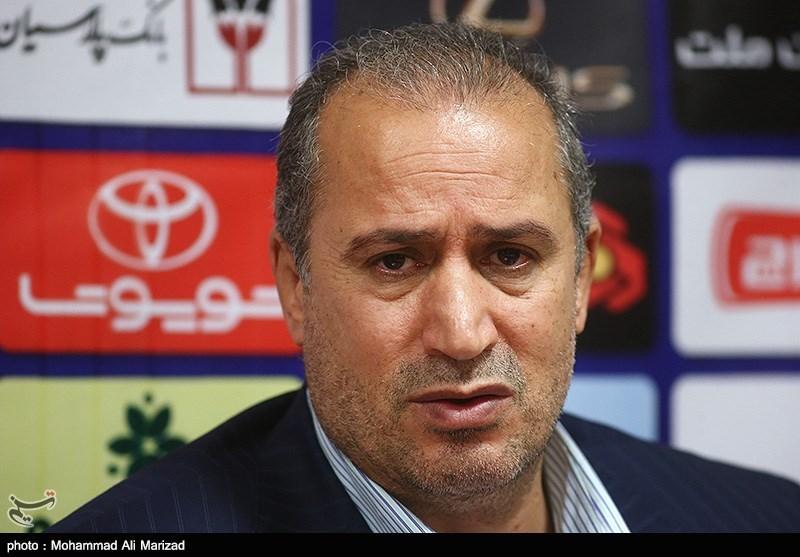 تاج: AFC در حق فوتبال ایران تبعیض قائل شده است/ حرفهای شجاعی پسندیده نبود