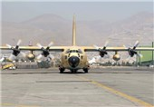 IRIAF Experts Overhaul C-130 Military Plane