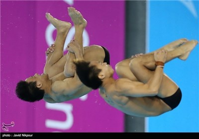 2014 Incheon Asian Games: Diving