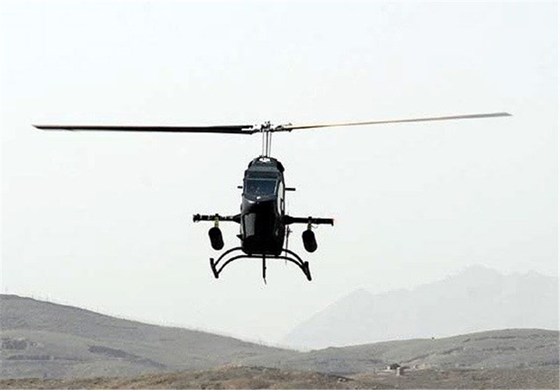 IRGC Manufacturing New Attack Helicopter