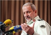 Iran's Police Chief Deplores Violation of Civil Rights in West
