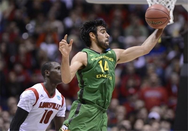Arsalan Kazemi Joins Iran's Samenalhojaj Basketball Team