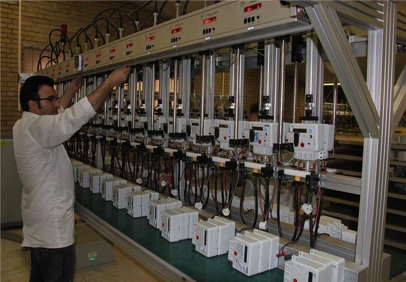 تولید کنتور برق