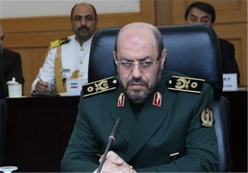 DM: Iran's Aerospace Capabilities Source of Enemy Concern