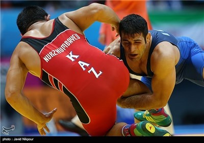 2014 Incheon Asian Games: Wrestling - Freestyle
