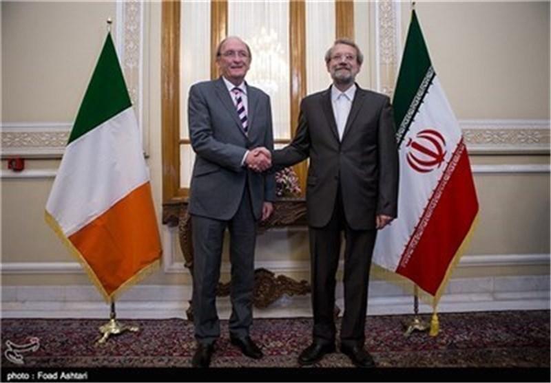 بانک مرکزی ایرلند با لغو تحریم بانکی ایران مخالفت کرد