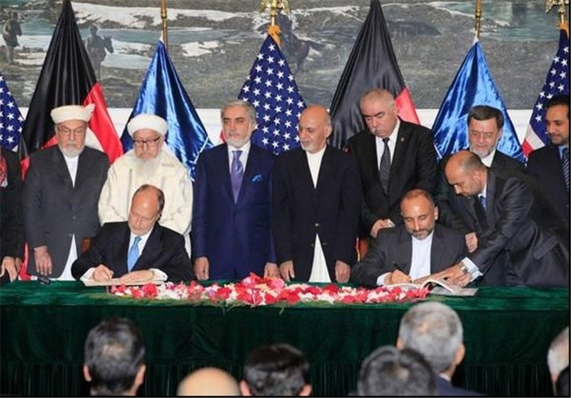 US Signs Pact to Keep Troops in Afghanistan Past 2014