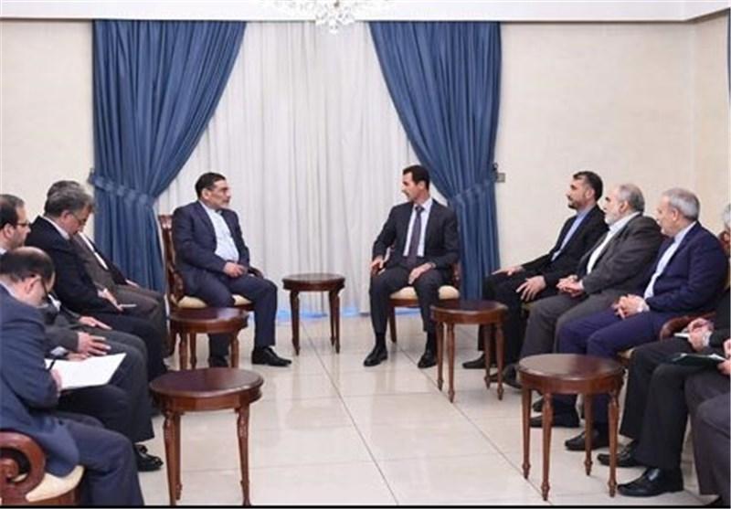 Iran, Syria Stress Cooperation against Takfiri Terrorists