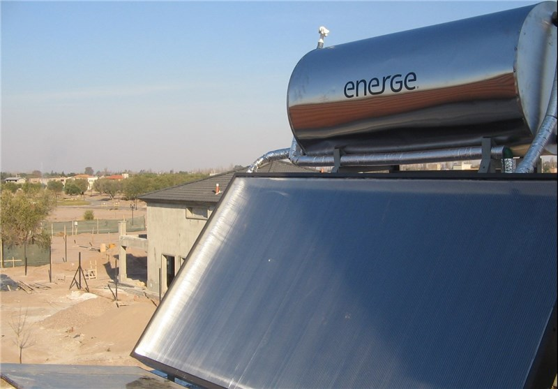 30 دستگاه آبگرمکن خورشیدی در استان کرمانشاه نصب شد