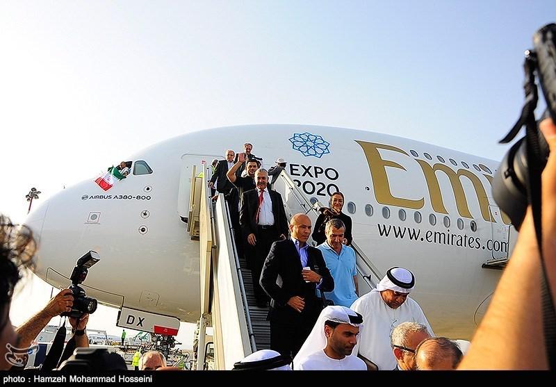 Iran-UAE Flights to Resume: Spokesman