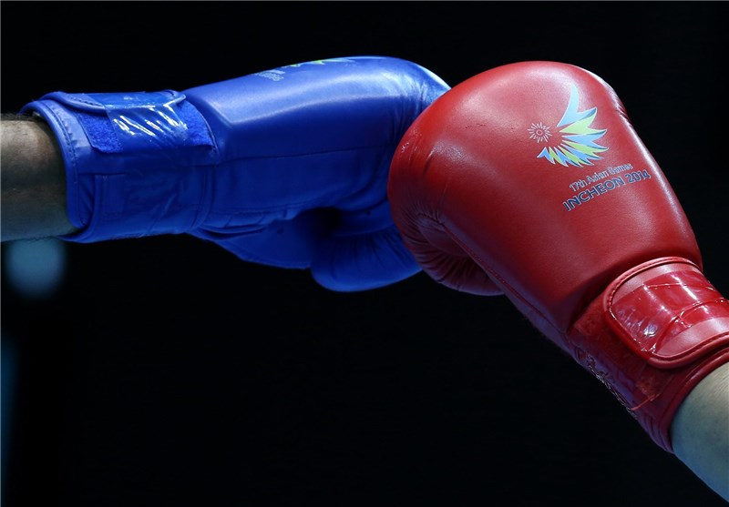 Iran's Kazemzadeh Wins Bronze at ASBC Asian Boxing Championships