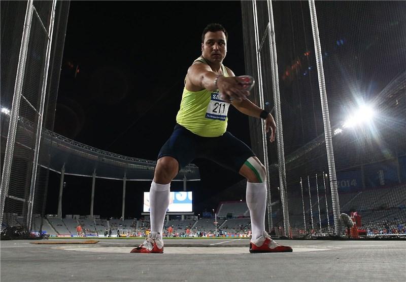 Iran's Hadadi Earns Trip to IAAF World Championships