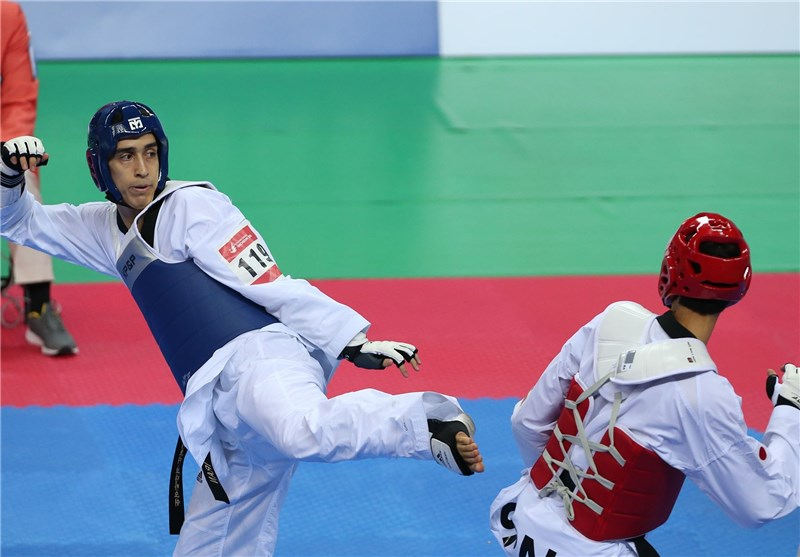 Khodabakhshi Claims Iran's 15th Gold in Asiad