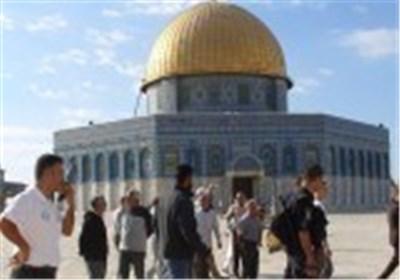 الاقصی یشهد مواجهات مع الصهاینة