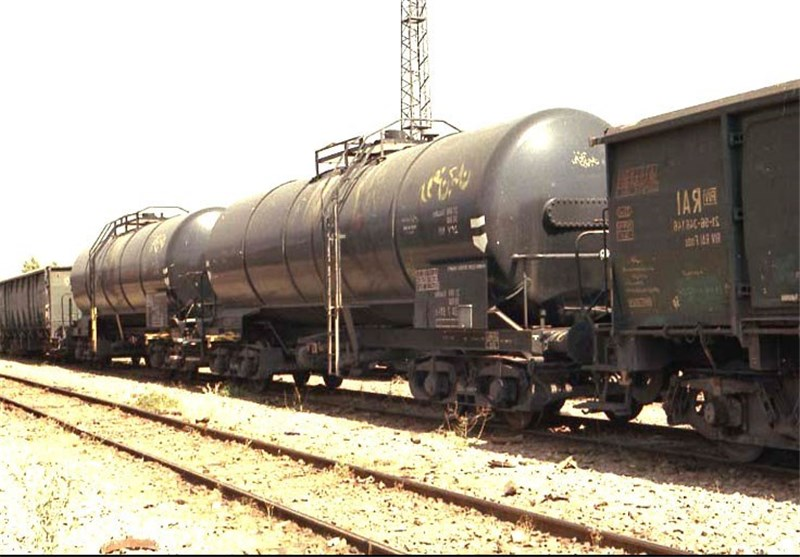 قطار باری