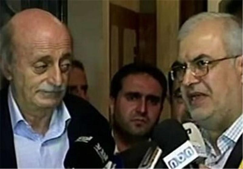 ولید جنبلاط : العلاقة مع حزب الله خاصة جدًا وممتازة