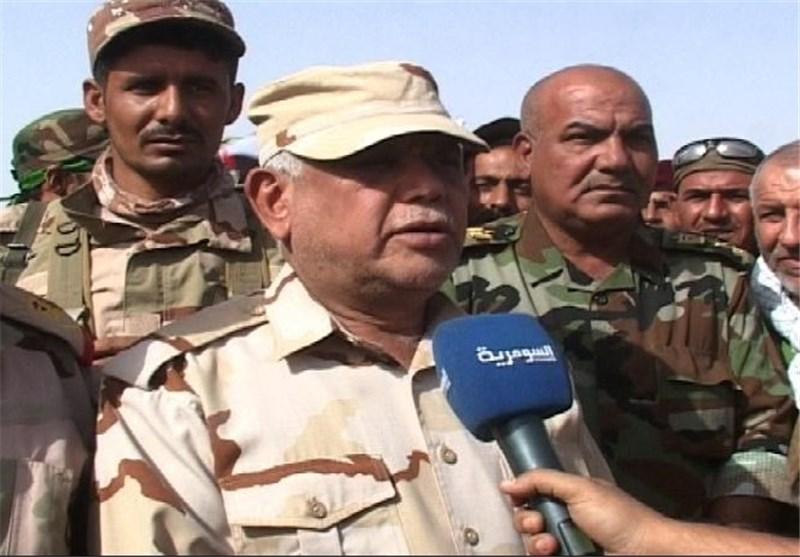 """امین عام منظمة بدر العراقیة: بشرى إعلان محافظة دیالى خالیة من عناصر""""داعش"""" ستزف خلال ساعات"""