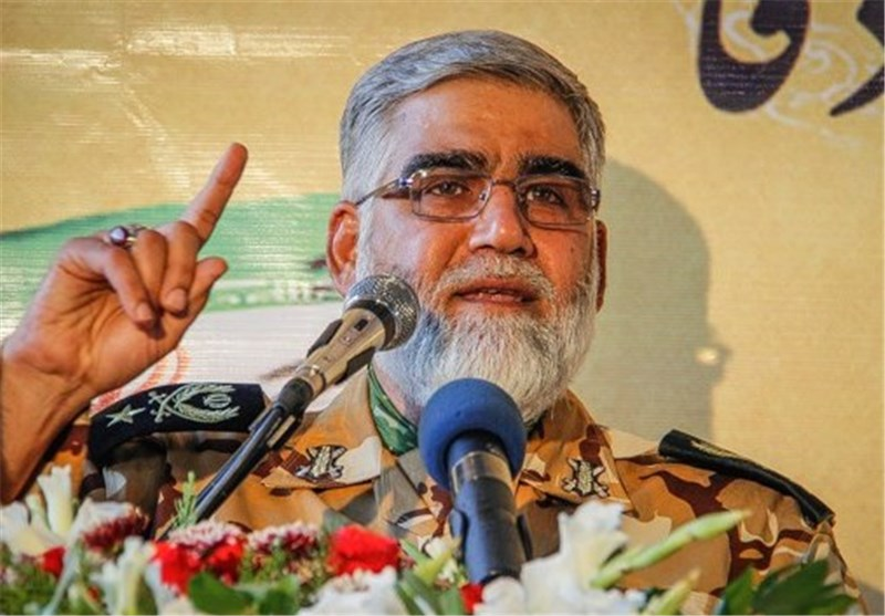 Commander: Iran's Army Ground Force Ready for Confronting Proxy Wars