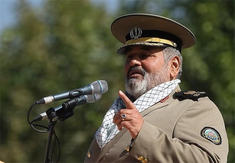 سرلشکر فیروزآبادی رئیس ستادکل نیروهای مسلح