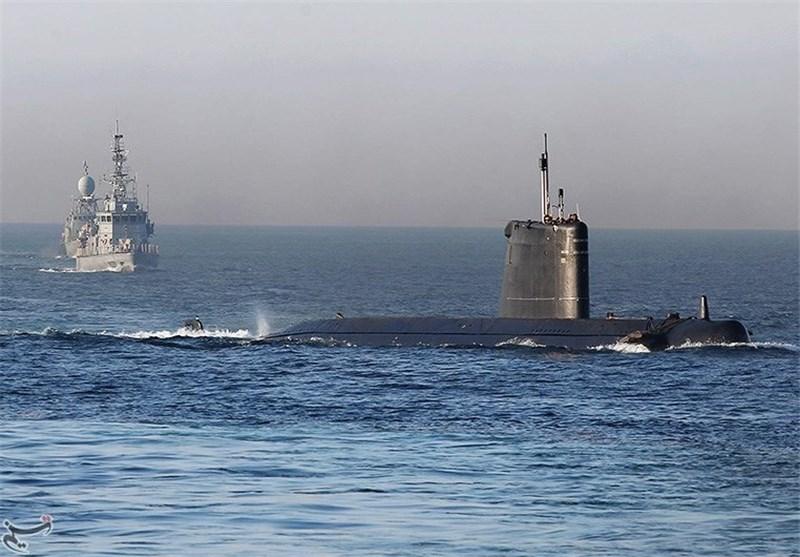 زیردریایی ارتش و سپاه