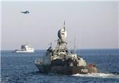 2 فروند ناوچه کلاس پیکان راهی مسابقات نظامی روسیه شدند
