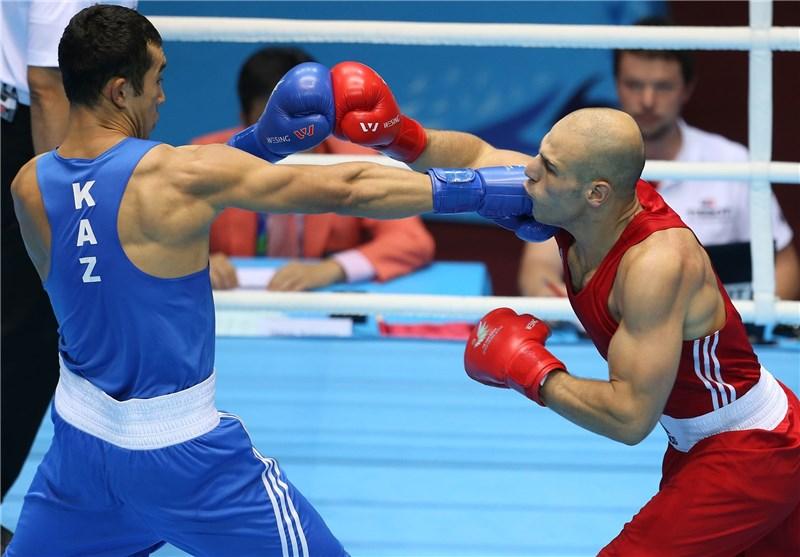 Iranian Boxer Rouzbahani Earns 2016 Olympic Quota Place