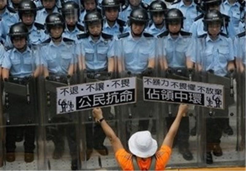 موقع استخباری : أمریکا وراء تمویل واندلاع تظاهرات هونغ کونغ