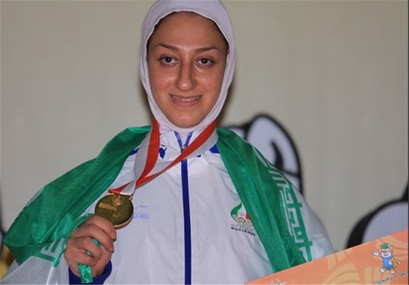 Taekwondo Fighter Rouhani Bags Silver in Asian Games