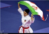 Iranian Athletes Win Seven Medals at Karate 1-Premier League