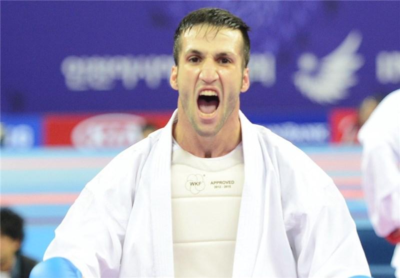 Asian Games: Mahdizadeh Wins Gold Medal for Iran