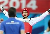 Farzan Ashourzadeh Wins Silver at World Taekwondo Grand Prix