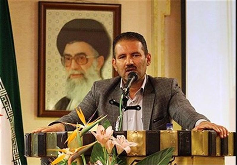 فریدون اللهیاری مدیرکل میراث فرهنگی اصفهان