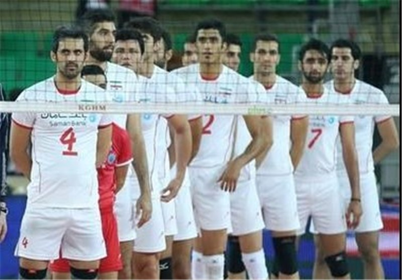 Brazil, Iran Set for Match-Up in World League Opener