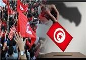 حضور گسترده تونسیها در پای صندوقهای رأی