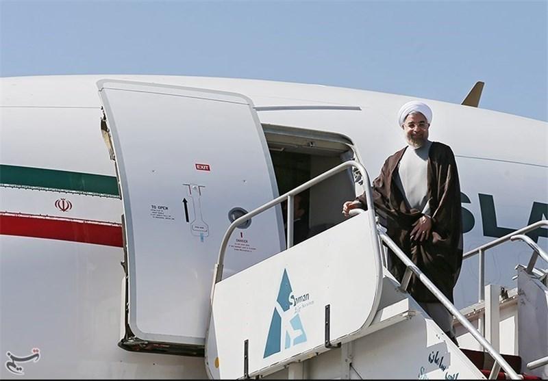 روحانی ینهی زیارته لقرغیزیا ویتوجه الى طهران