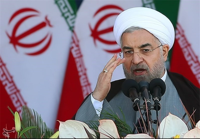 Iran after Full Removal of Sanctions: President Rouhani