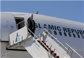 Iran's President Leaves for Turkmenistan
