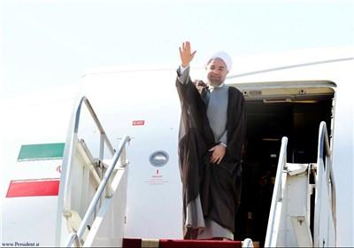 زیارة مرتقبة للرئیس روحانی الى العراق