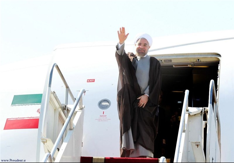 President Rouhani Leaves for Istanbul for OIC Summit on Quds