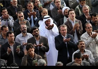 صلاة عید الاضحی فی مدن ایران الاسلامیة
