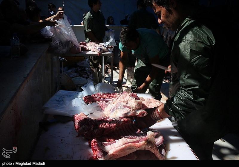 فروش و ذبح دام در روز عید قربان - تهران (2)