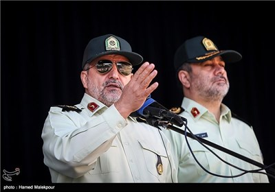 Iranian Police Forces