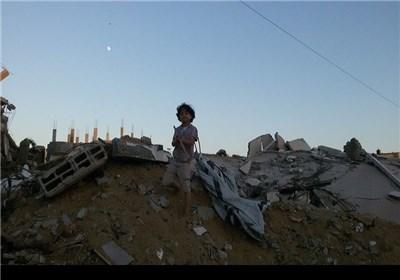 أهالی مدینة غزة یحتفلون بعید الأضحى المبارک
