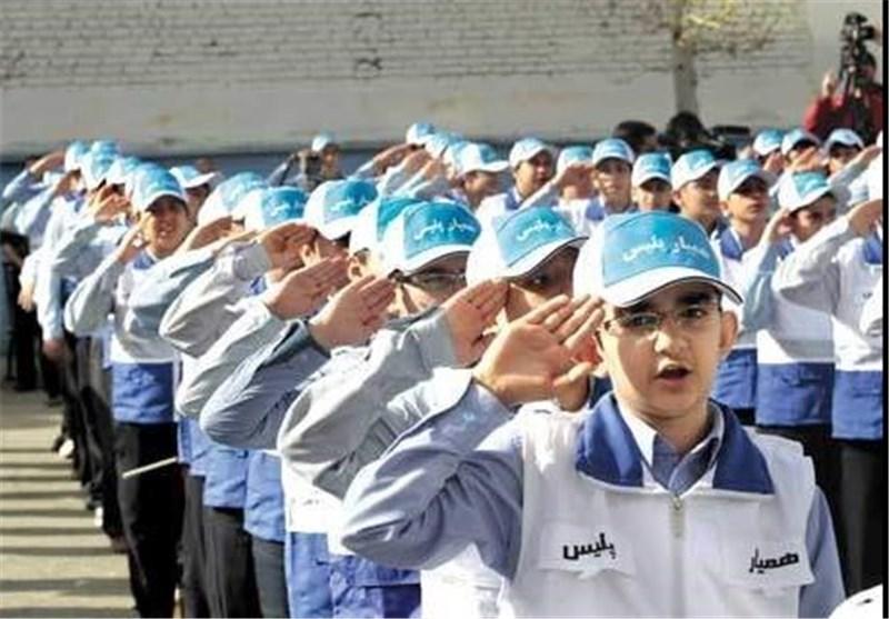 طرح همیاران پلیس در مدارس استان بوشهر از برنامههای موفق پلیس است